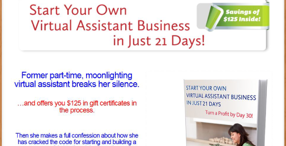 Becoming a Virtual Assistant in 21 Days
