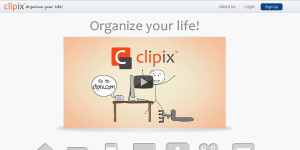 Stay on Track with Clipix