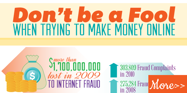 Infographic- Don't get Scammed!