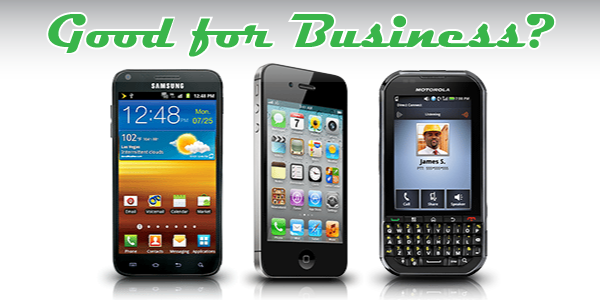 Is a Smartphone a Smart Idea for your Freelance Business?