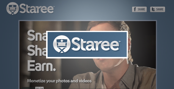 Staree to Make Money with Pictures and Social Networking