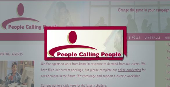 Review of People Calling People