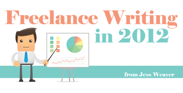 5 Things to Know About the Freelance Writing World in 2012