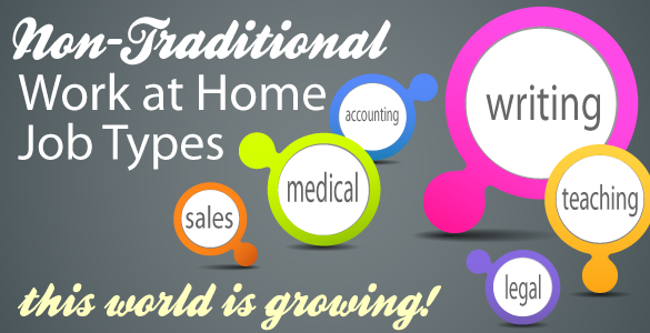 Work from Home Ideas for People in Different Professions