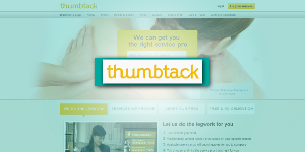 Thumbtack Review for Freelancers