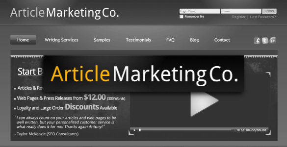 Article Marketing Co.