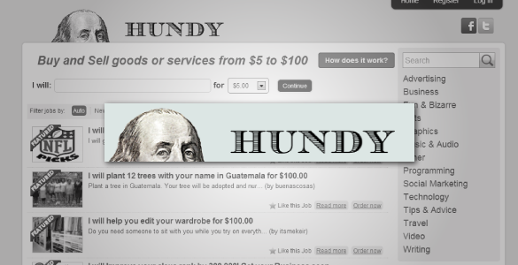 Hundy Review- What Would You do for $100?