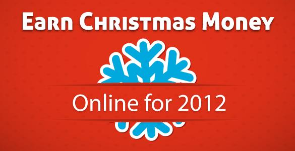 Earning Christmas Money for 2012