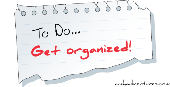 Ways to Save Time and Stay Organized While Working From Home