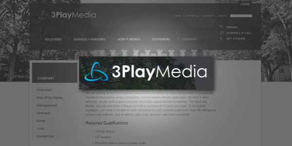 3PlayMedia Work at Home Review
