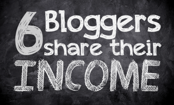 Bloggers Share Income