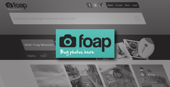 Foap: Sell Your iPhone Images
