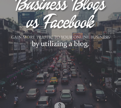 5 Reasons Why a Blog Might Be Better Than Facebook to Market Your Business