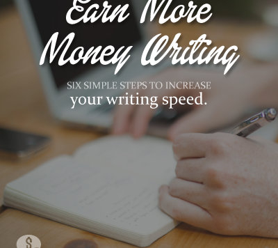 How To Write Faster Than Ever Before in 6 Easy Steps