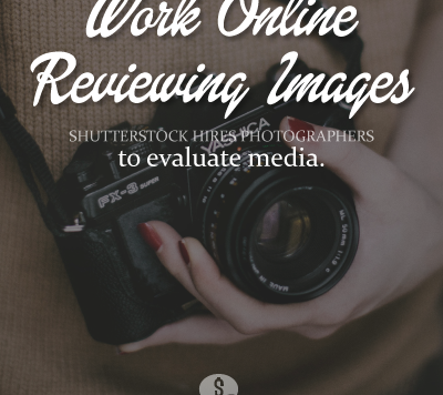 Become an Image Reviewer at Shutterstock