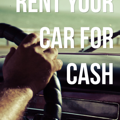 Use Turo to rent your car out when not in use. Keep 75% of the money!