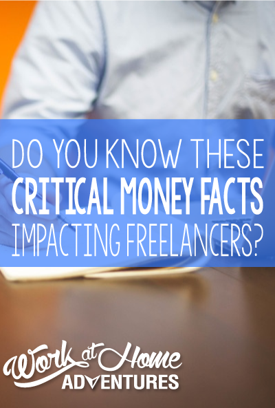 Critical Facts about freelancer's budgeting that you need to know!