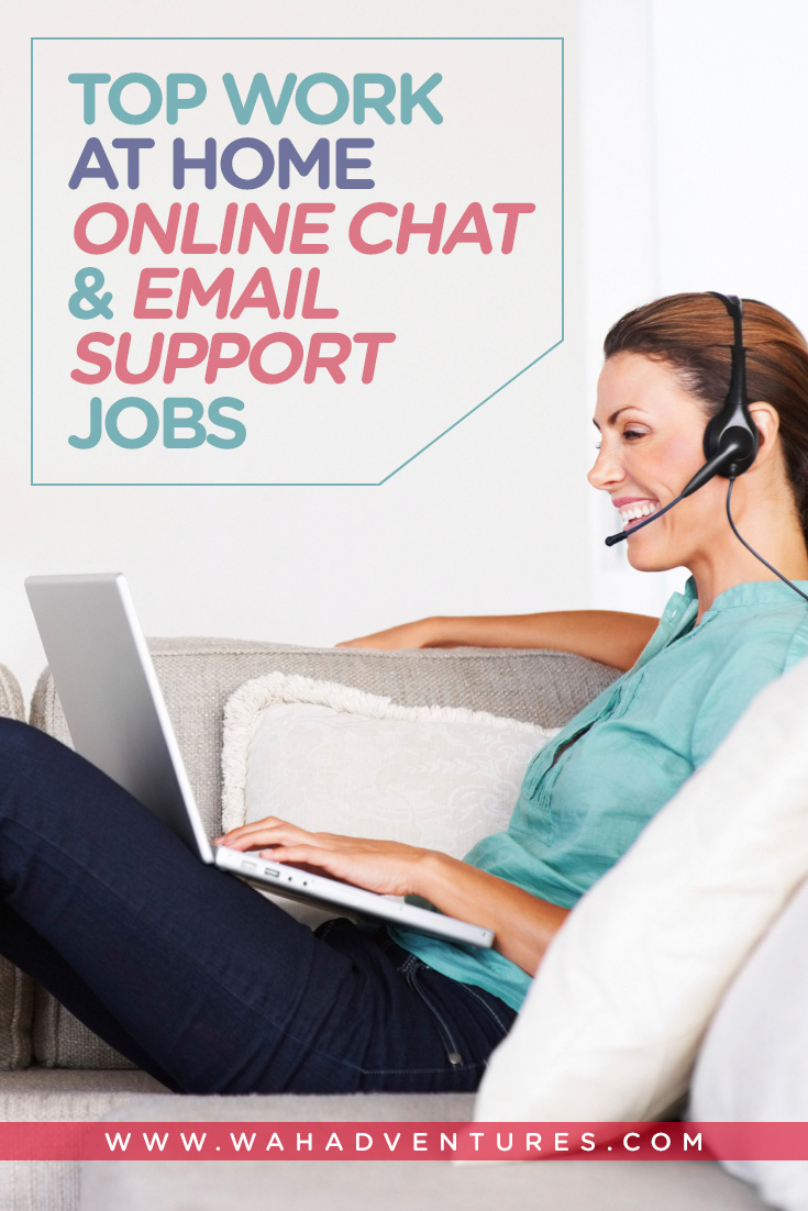 top online chat email jobs from home email customer service jobs and online chat jobs