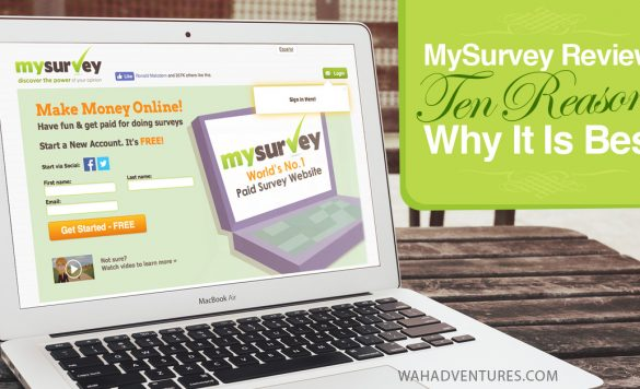 MySurvey Review: Why It Is One of The Best Legit Online Panels