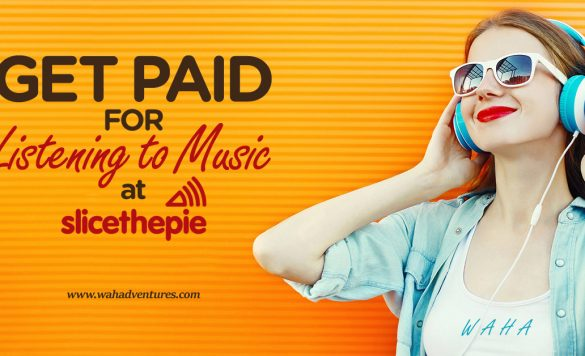 Slice the Pie Review – How to Earn Money for Reviewing Music