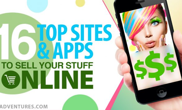 What's the Best App to Sell Stuff Online? Find Ways to Sell Stuff Fast
