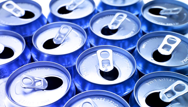 If you throw away your aluminum cans, STOP! They can make you some extra money just by turning them in to your local recycling center. Here's how.
