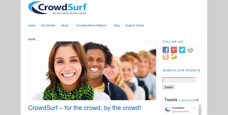 Is Crowdsurf a Scam or a Great Place For Home Transcription Work?