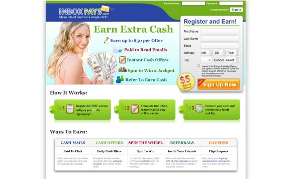 My Personal InboxPays Review – Is It Legitimate Or A Scam?