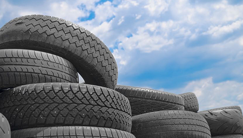 Need some extra money? You might want to recycle old tires for cash. There's no reason you can't profit from another person's trash!