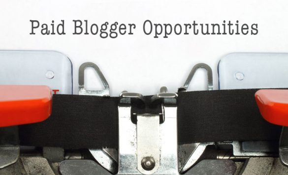 16 Best Paid Blogger Opportunities to Make Money Online!