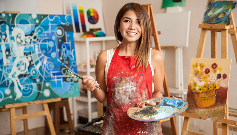 Have you ever been told you can't make a living as an artist? Well it's not true! Check out these 41 sites where you can sell your artwork and make a living.