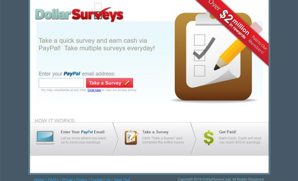 Dollar Surveys Review – Worth Signing Up For?