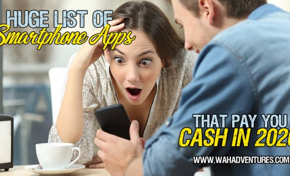 Huge List of 163 Android and iPhone Apps That Really Pay You Money!