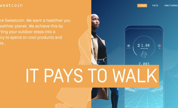 Can Sweatcoin Really Motivate AND Pay You to Walk?