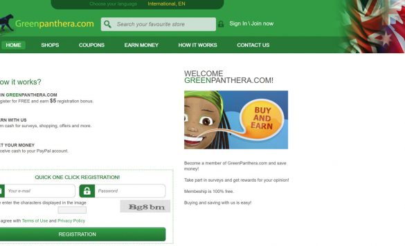 GreenPanthera Review: Can You Make Money with This Get Paid To Site?