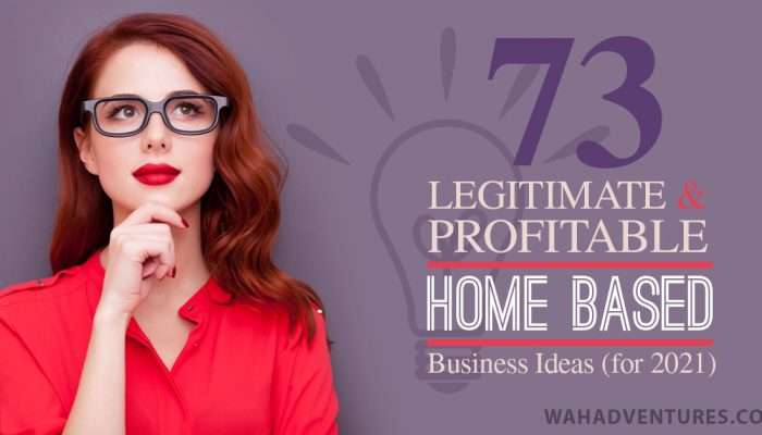 Working from home is ideal, but where to start? Start with your own home based business! These 73 ideas will get you thinking about your dream business.