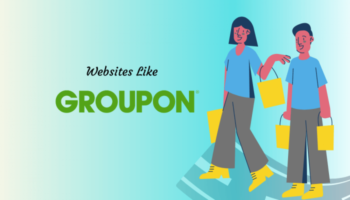 Groupon is one of the largest and best sites for saving money on dining out, groceries, shopping trips, local events, and traveling adventures, but plenty of other sites have excellent deals too. Find 25 sites like Groupon that are designed to save you money on just about everything.